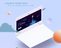 Bao Funding - Crowdfunding Website