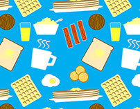 Breakfast Illustrations