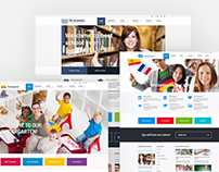 Must-see WordPress theme for school site