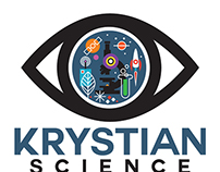 Krystian Science Logo