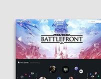 Steam client redesign