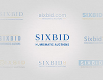 Sixbid.com / Logo and Newsletter design