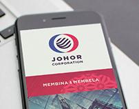 JCORP - Rebranding Project & Proposal Design