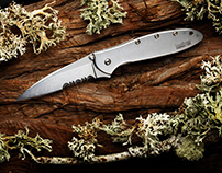 Knife Product Photography