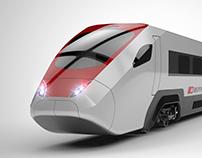 Public Transportation - Industrial Design