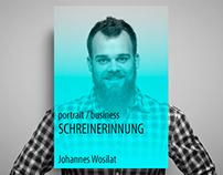 Handwerksfotografie für die Schreinerinnung Stuttgart