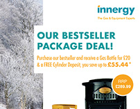 innergy - bestselling package poster