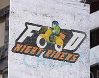 Food Night Riders Logo