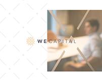 We Capital - Comunicação para escritório