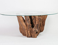 Indonesian Driftwood Furniture