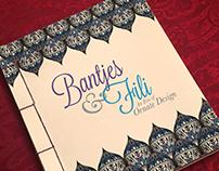 Designer Exhibition Book - Bantjes & Fili