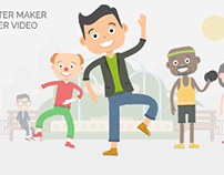 Character Maker - Explainer Video Toolkit