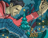 STREET BEAT | Новогодняя витрина | Christmas showcase