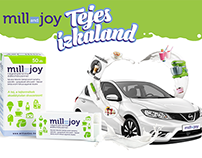 MillandJoy Promotion Microsite