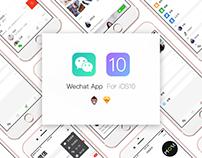 微信 For iOS10 设计更新