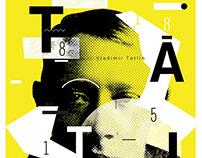 "Posters ""130 Tatlin"""