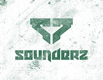 Sounderz - Logo and artwork