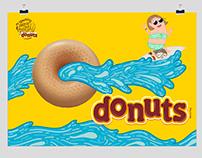 """Propuesta """"Somos Gente Donuts"""""""