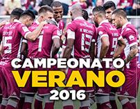 Revista Saprissa Verano 2016