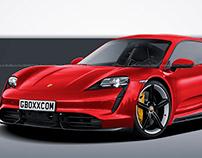 2020 Porsche Mission 918