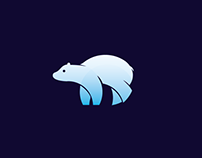 Polar Bear - Logo Animal