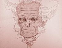 Noseless Schopenhauer
