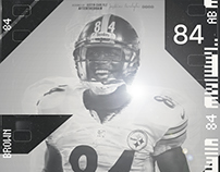 Antonio Brown Design - Available for Freelance