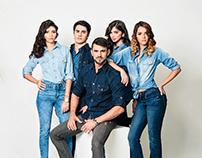 Gino Ferretti Jeans Campaign
