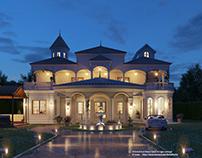 Victorian Indian villa