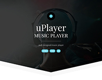 uPlayer - music player