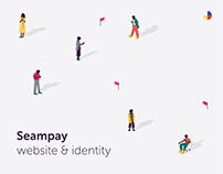 Seampay: Website & Identity