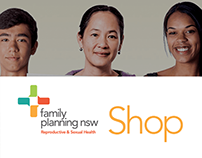 Family Planning NSW Shop