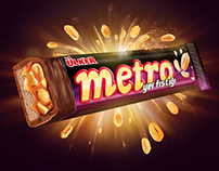Metro Yer Fıstığı Enerjisi / The Energy of Metro Peanut