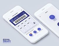 EDIYA Smart Membership UX/UI eXperience Design