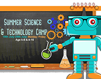 Summer Science & Technology Camp Campaign