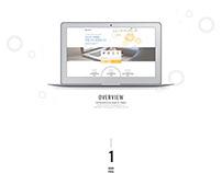 WooriBank UI/UX WEB
