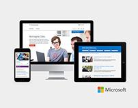 Microsoft IT Showcase Website