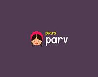 Piku's Parv - UX/UI Case-study Masters Capstone Project