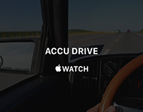 Accu Drive for Apple watch