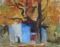 «The Blue Barn»