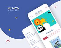ANAYA · Infantil y Juvenil