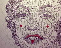 Tracing Faces Exhibit