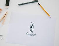 2become1 Logo design