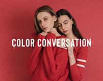 Color Conversation - Zine