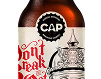 CAP Brewery packaging 1.