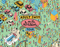 Adult Swim on the Green Tour