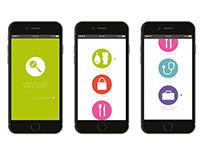 Transgender Safe Spaces App Design