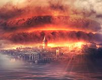 Apocalypse Istanbul | Galata Tower