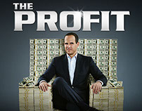 """The Profit"" Digital Media Campaign"