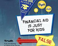 College Goal Alaska Posters 2014
